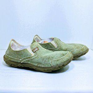 Cushe Slipper II Shoe in Sand Tropic